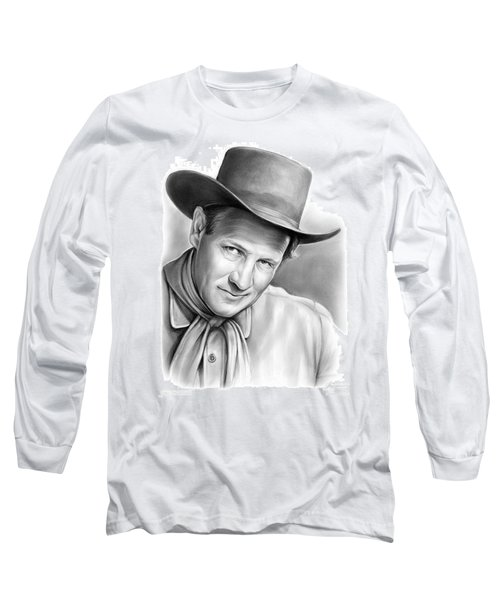 Joel Mccrea Long Sleeve T-Shirt