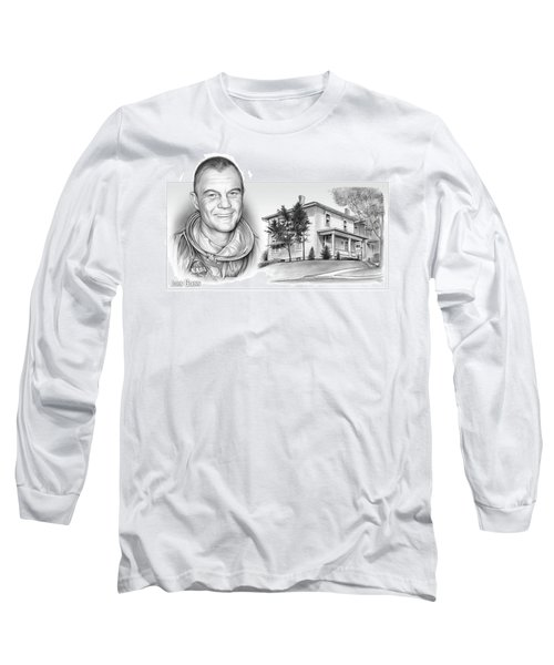 John Glenn Birth Place 2 Long Sleeve T-Shirt