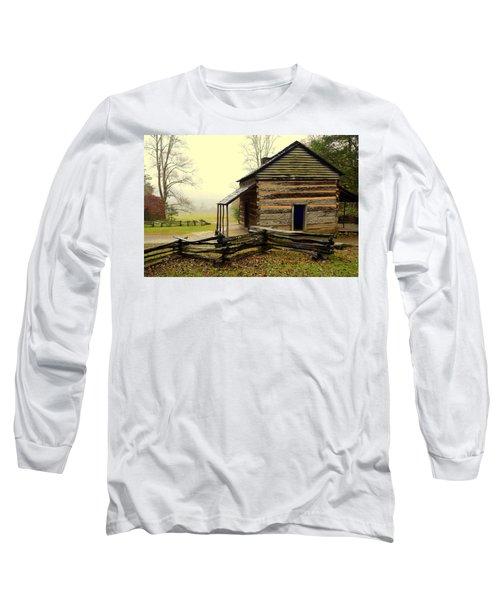 John Olivers Cabin Long Sleeve T-Shirt