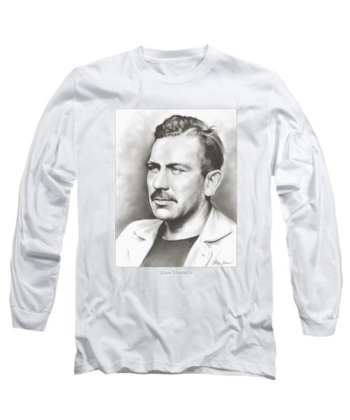 John Steinbeck Long Sleeve T-Shirt