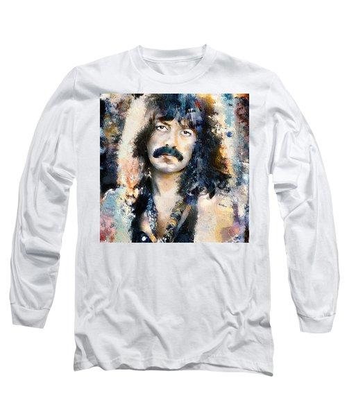Jon Lord Deep Purple Portrait 6 Long Sleeve T-Shirt