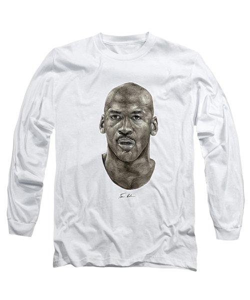Jordan Long Sleeve T-Shirt by Tamir Barkan
