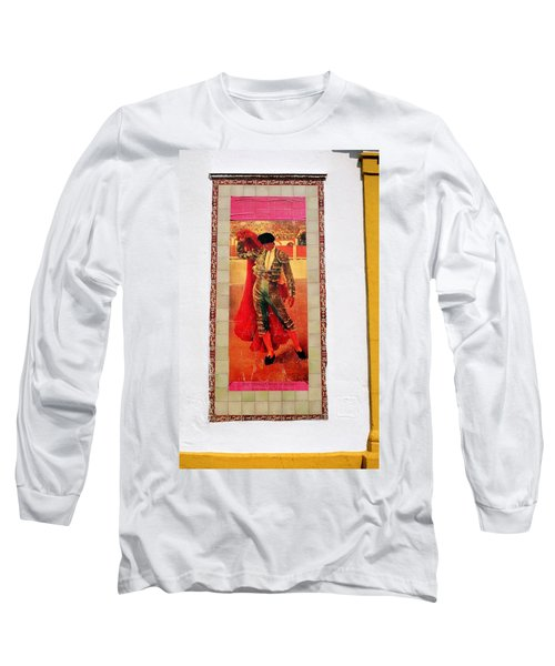 Jose Gomez Ortega Long Sleeve T-Shirt