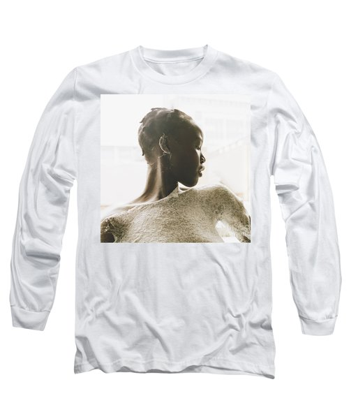 Long Sleeve T-Shirt featuring the photograph Josephine by Rebecca Harman