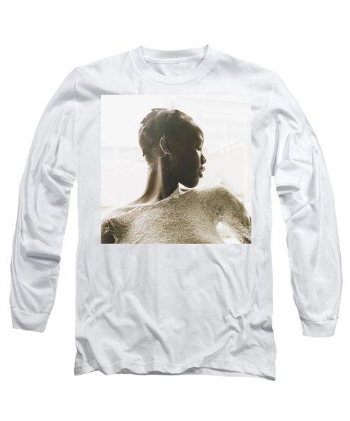 Josephine Long Sleeve T-Shirt by Rebecca Harman