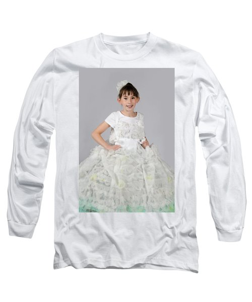 Josette In Dryer Sheet Dress Long Sleeve T-Shirt