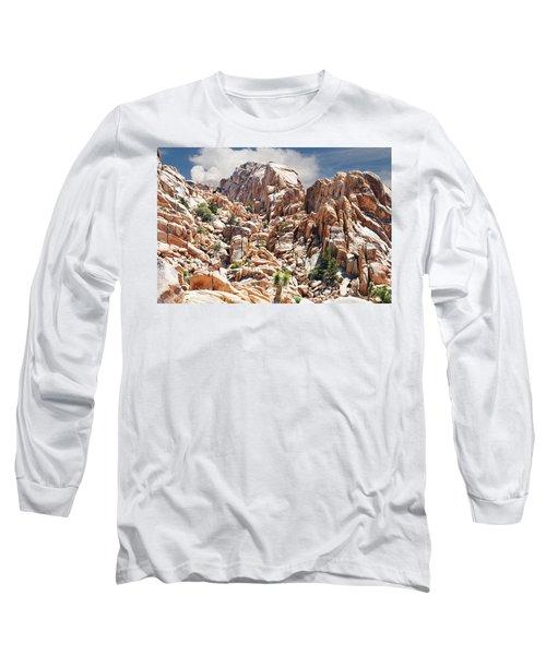 Joshua Tree National Park - Natural Monument Long Sleeve T-Shirt