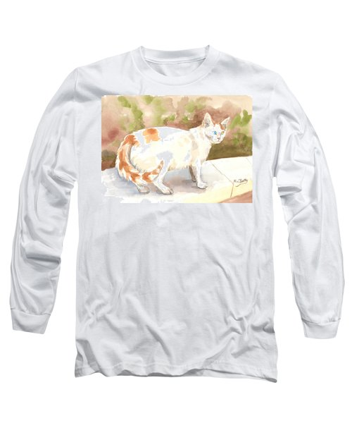 Jourieh Or Bowie  Long Sleeve T-Shirt