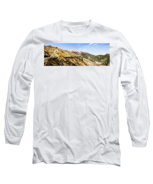 Journey Into The Wild West Long Sleeve T-Shirt