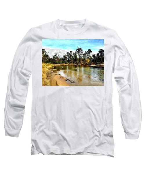 Journey To The Rivers Bend Long Sleeve T-Shirt
