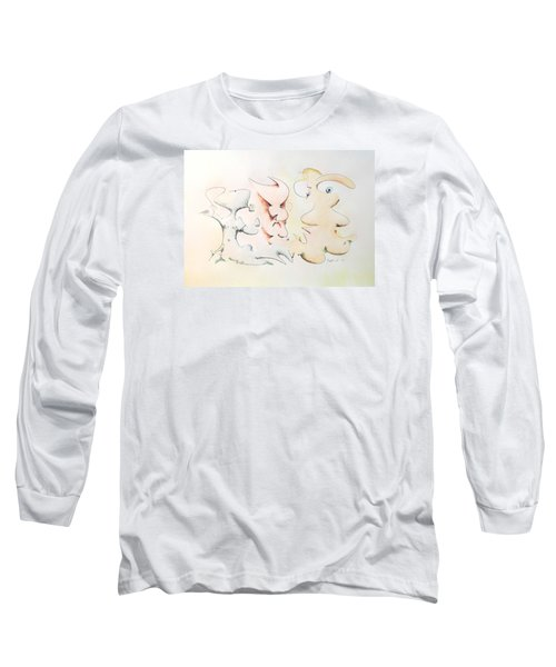 Judging Picasso Long Sleeve T-Shirt