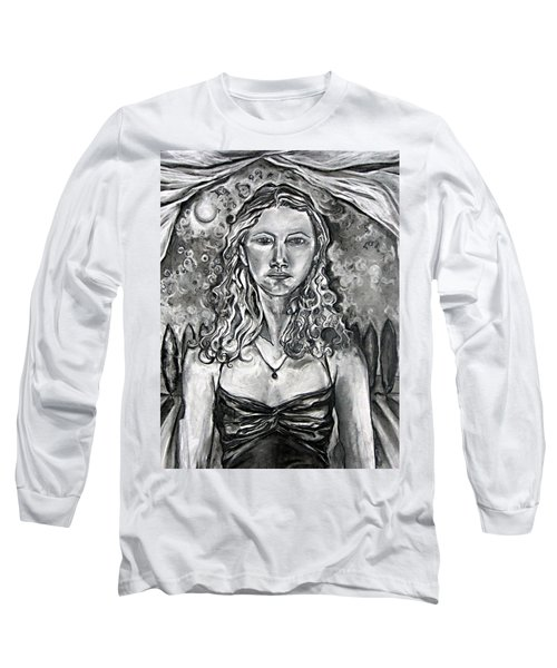 Resolute - Self Portrait Long Sleeve T-Shirt
