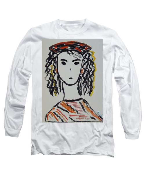 Julie Mel Long Sleeve T-Shirt
