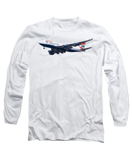 Jumbo Jet Long Sleeve T-Shirt