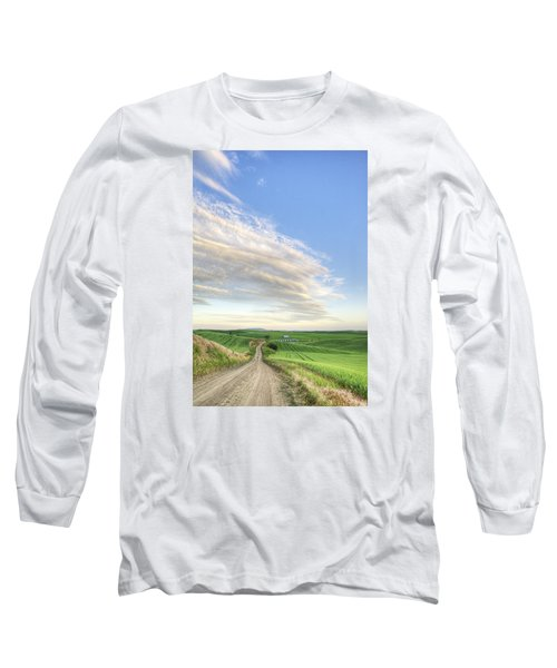 June Afternoon Long Sleeve T-Shirt