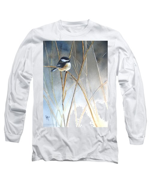 Just Thinking Long Sleeve T-Shirt