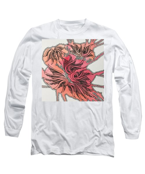 Just Wing It Long Sleeve T-Shirt