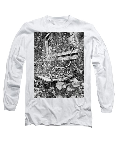 Long Sleeve T-Shirt featuring the photograph Just Yesterday by Tom Cameron