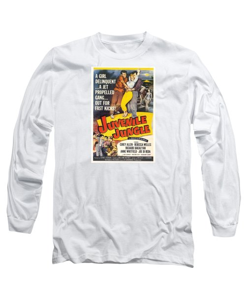 Juvenile Jungle Long Sleeve T-Shirt