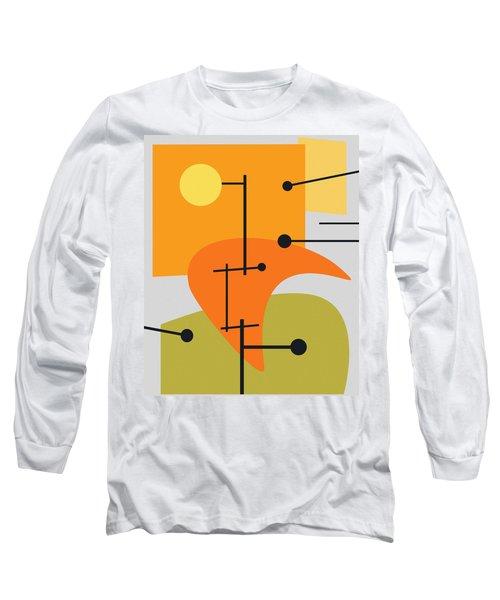 Juxtaposing Thoughts Long Sleeve T-Shirt