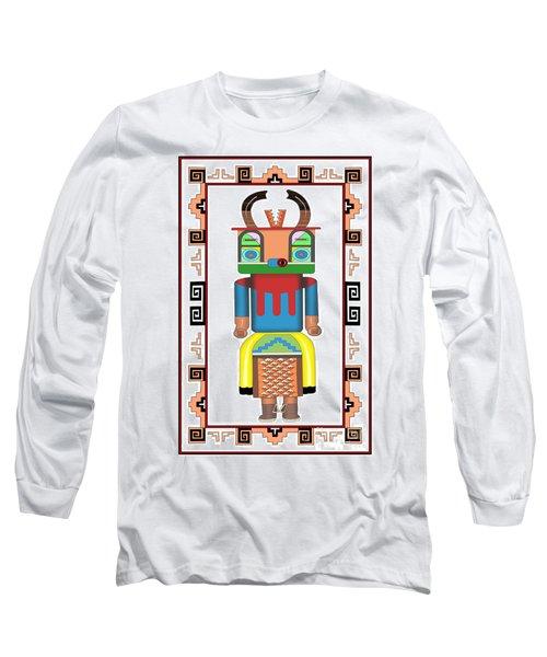Kachina Doll Long Sleeve T-Shirt