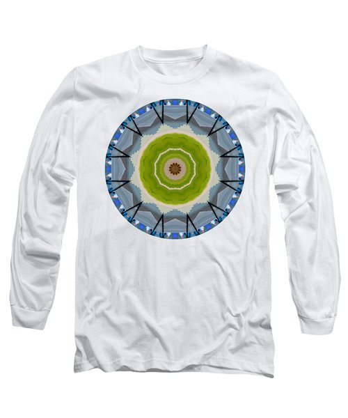 Long Sleeve T-Shirt featuring the photograph Kaleidos - Hyannis01 by Jack Torcello