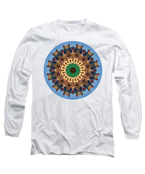 Long Sleeve T-Shirt featuring the photograph Kaleidos - Nantucket01 by Jack Torcello