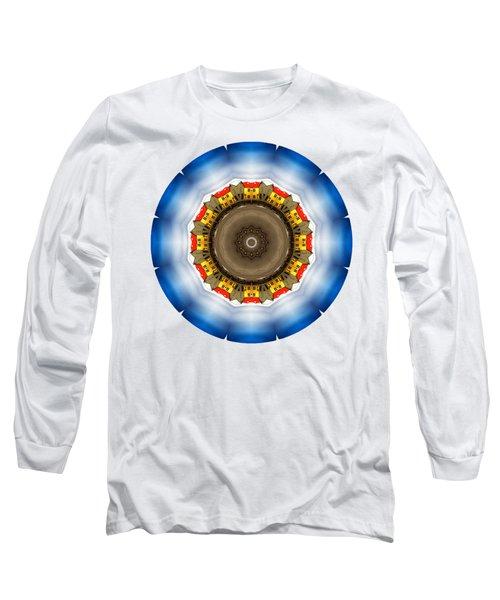 Kaleidos - Reykjavik01 Long Sleeve T-Shirt