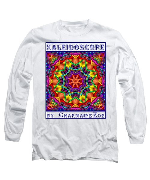 Kaleidoscope 2 Long Sleeve T-Shirt