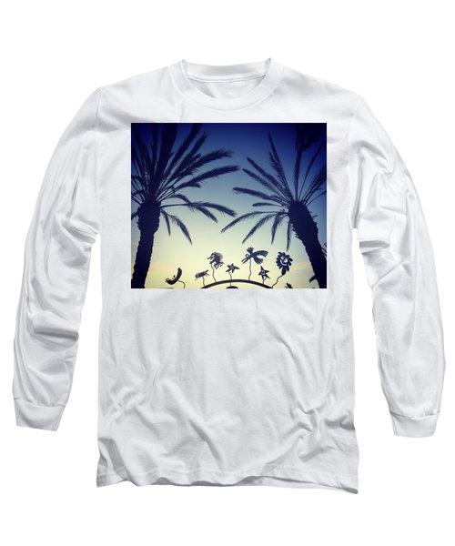 Kalifornia Long Sleeve T-Shirt
