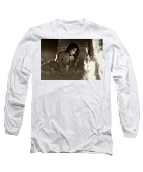 Kamasutra Girl 3 Long Sleeve T-Shirt
