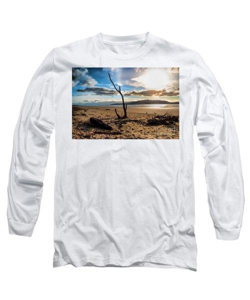Kapiti Sunset Long Sleeve T-Shirt by Karen Lewis