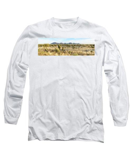 Long Sleeve T-Shirt featuring the photograph Kata Tjuta 03 by Werner Padarin