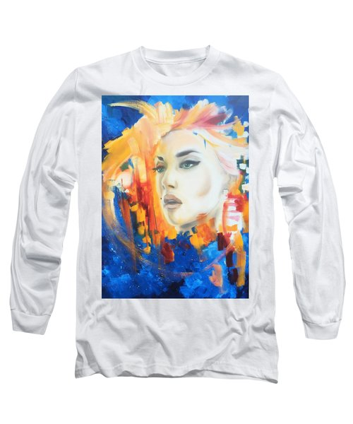 Kate Winslet Long Sleeve T-Shirt
