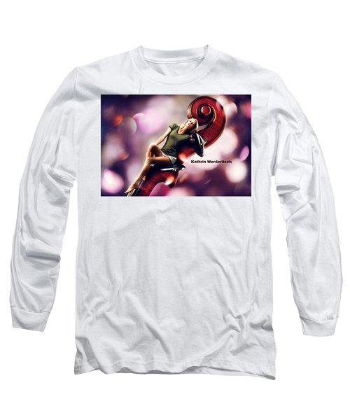 Kathrin Werderitsch Long Sleeve T-Shirt