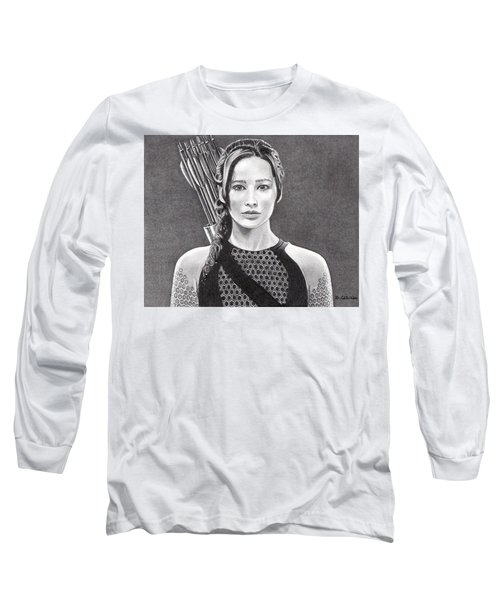 Katniss Long Sleeve T-Shirt