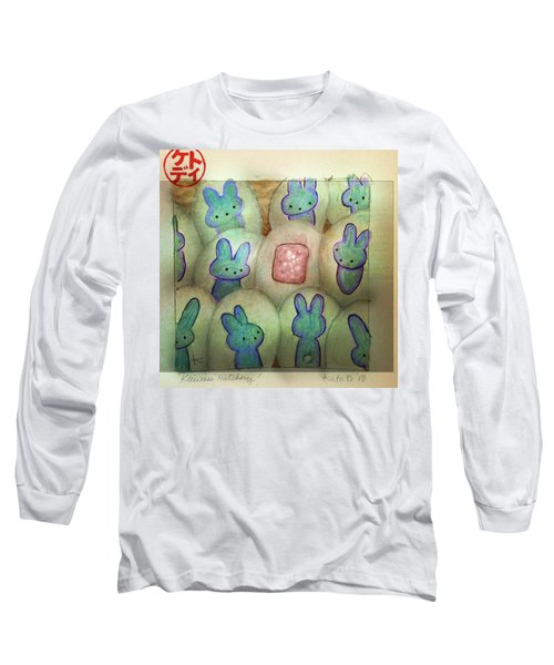Kawaii Hatchery Long Sleeve T-Shirt
