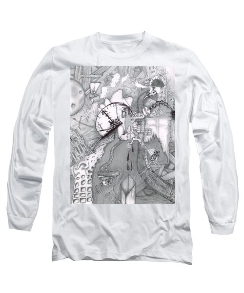 Kayla Dan Collaboration Long Sleeve T-Shirt