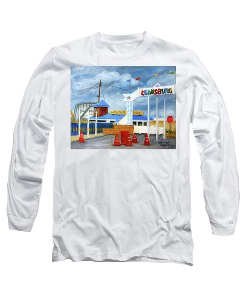 Keansburg Amusement Park Long Sleeve T-Shirt
