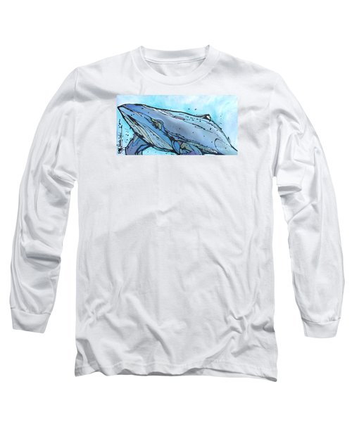Keep Swimming Long Sleeve T-Shirt