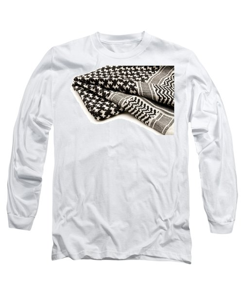 Keffiyeh Long Sleeve T-Shirt