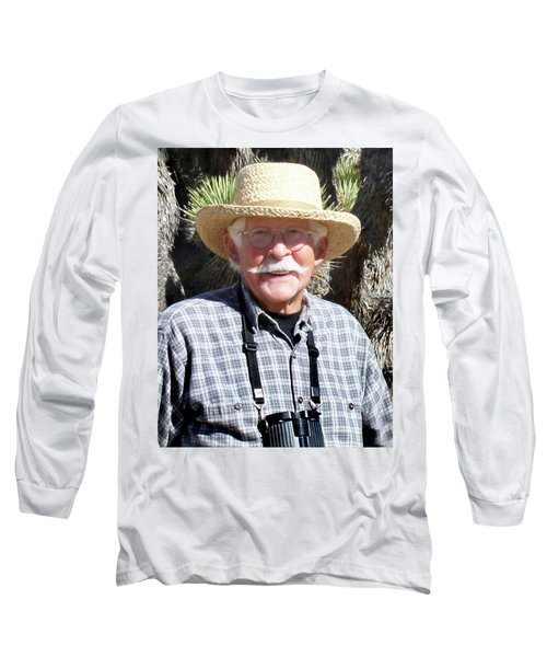 Keith Axelson Long Sleeve T-Shirt