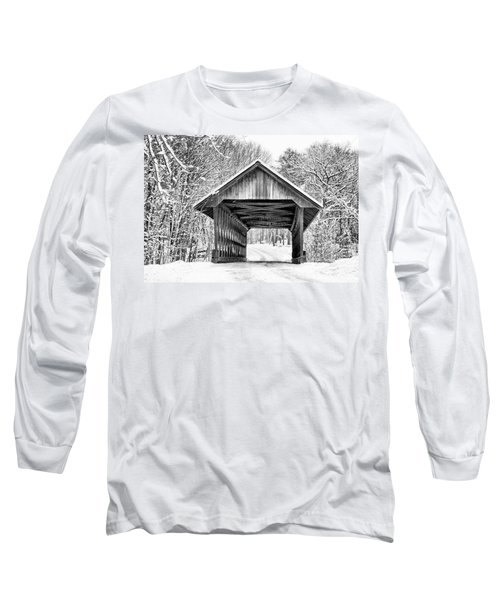 Keniston Covered Bridge  Long Sleeve T-Shirt