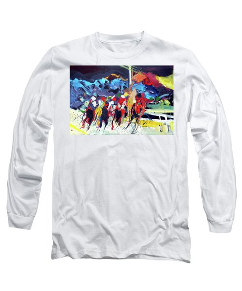 Kentucky Derby Day Long Sleeve T-Shirt