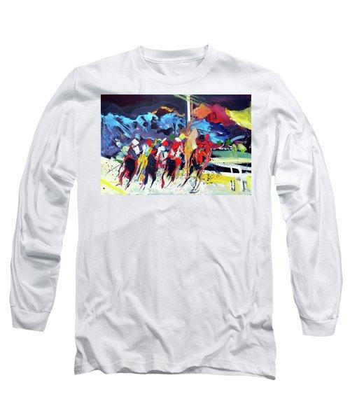 Kentucky Derby Day Long Sleeve T-Shirt