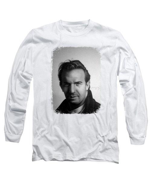 Kevin Costner Long Sleeve T-Shirt