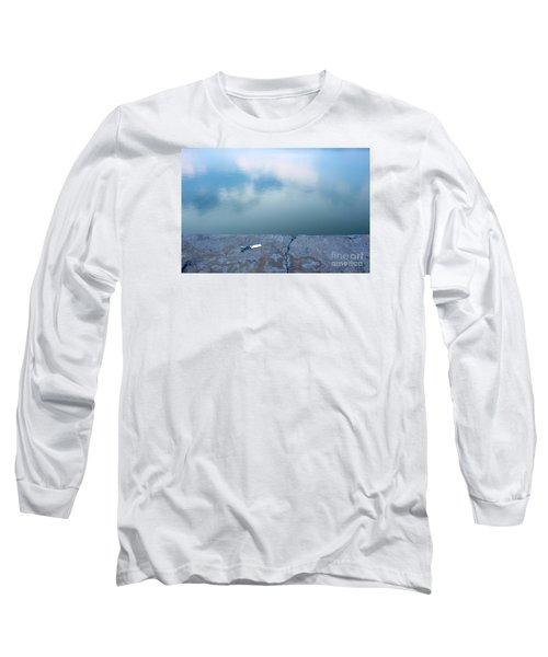 Key On The Lake Shore Long Sleeve T-Shirt