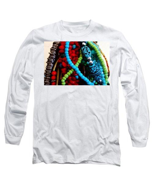 Key West Colors Long Sleeve T-Shirt