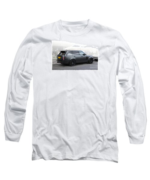 Khan Range Rover Long Sleeve T-Shirt