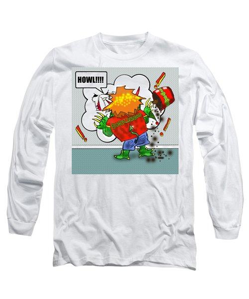 Kid Monsta Xmas 2 Long Sleeve T-Shirt